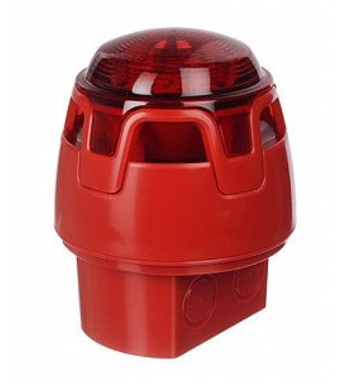 CWSS-RB-W8 Оповещатель пожарный свето-звуковой
