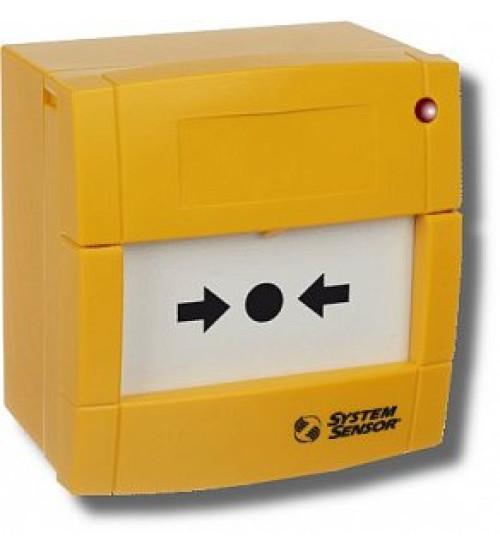 УДП2A-Y470SF-S214-01 (желтый) Элемент дистанционного управления электроконтактный
