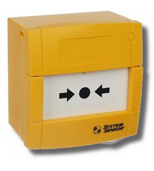 УДП4A-Y000SF-S214-01 (желтый)  Элемент дистанционного управления электроконтактный