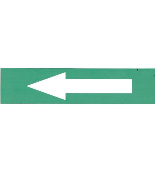 """Сфера (12В) """"Стрелка"""" (плоское) Оповещатель охранно-пожарный световой (табло)"""