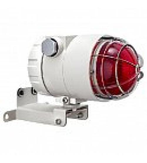 """ВС-07е-Ех-СД 12-24 (компл.01), ШТ1/2""""+ШТ1/2"""" Оповещатель охранно-пожарный световой взрывозащищённый"""
