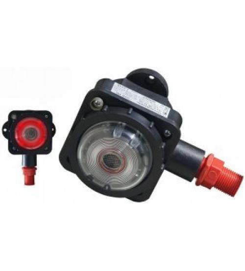ЗОВ-ИБ одновводный (оконечный) Оповещатель свето-звуковой взрывозащищенный